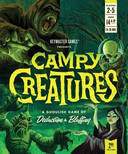Campy Creatures 2nd Edition